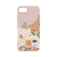 FLAVR Studio Rose Bouquet iPhone 6 6s 7 8 SE 2020 hardcase hoesje - Kleurrijk