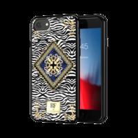 Richmond & Finch Zebra Chain hoesje iPhone 6 6s 7 8 SE 2020 case