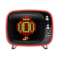 Divoom Tivoo Pixel Art Bluetooth speaker - Rood