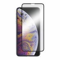 Displex TMO Glassprotector 2.5D iPhone XS Max - Zwarte rand