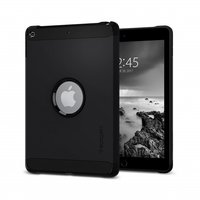 Spigen Tough Armor hoesje iPad 9.7 inch Zwart case