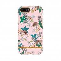 Richmond & Finch Roze Tijger iPhone 6 Plus 6s Plus 7 Plus 8 Plus hoesje - roze case - Pink Tiger