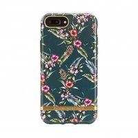 Richmond & Finch Smaragd Bloesem Hoesje iPhone 6 Plus 6s Plus 7 Plus 8 Plus case - Emerald Blossom