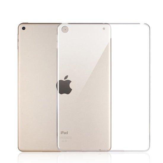 Doorzichtige iPad 2017 2018 clear case TPU transparant hoesje