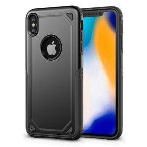 ProArmor protection hoesje bescherming iPhone XS Max case - Black
