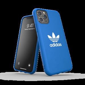 adidas Moulded Case Basic iPhone 11 Pro hoesje - blauw