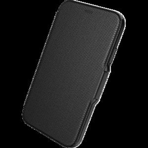 Gear4 Oxford Eco Case Hoesje Booktype voor iPhone 11 - Zwart