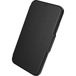 Gear4 Oxford Eco Case Hoesje Booktype voor iPhone 11 Pro Max - Zwart