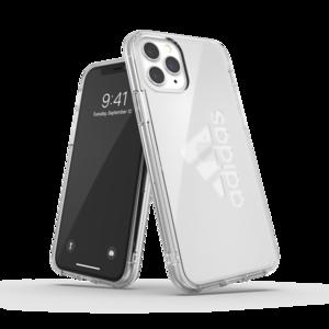 adidas beschermcase groot performancelogo iPhone 11 Pro - Transparant