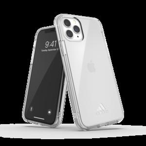 adidas beschermcase klein performancelogo iPhone 11 Pro - Transparant