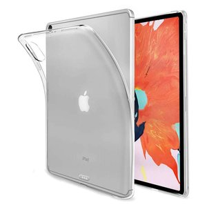Just in Case TPU iPad Pro 11 inch Hoes 2018 - Transparant Doorzichtig