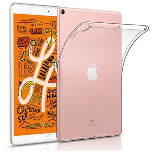Just in Case TPU iPad Mini 5 2019 Hoes - Transparant Bescherming