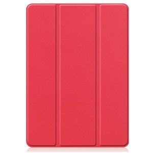 Just in Case Apple iPad 10.2 hoes met Apple Pencil houder - Rood