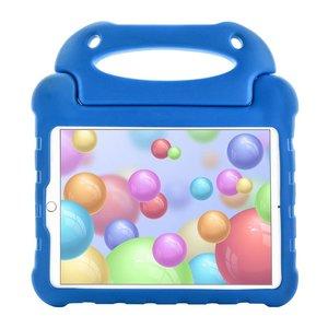 Just in Case EVA iPad 10.2 inch Hoes Case - Blauw Schokabsorberend Kindvriendelijk