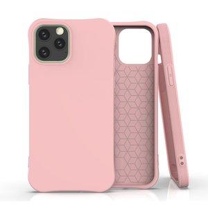 Soft case TPU hoesje voor iPhone 12 en iPhone 12 Pro - roze