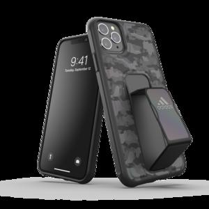 adidas Sport Grip kunststof hoesje voor iPhone 11 Pro Max - zwart camo