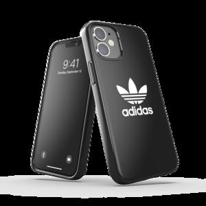 adidas Originals hoesje voor iPhone 12 mini - zwart