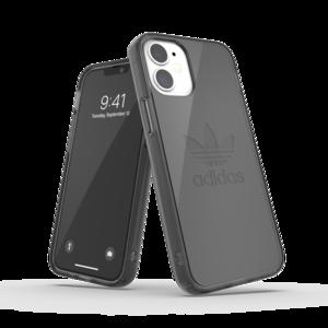 adidas Originals hoesje iPhone 12 mini - zwart