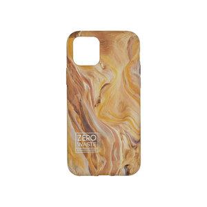 Wilma Climate Change kunststof hoesje voor iPhone 12 en iPhone 12 Pro - geel