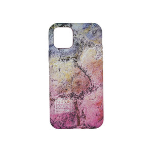 Wilma Climate Change kunststof hoesje voor iPhone 12 en iPhone 12 Pro - multicolor