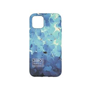 Wilma Climate Change kunststof hoesje voor iPhone 12 en iPhone 12 Pro - blauw
