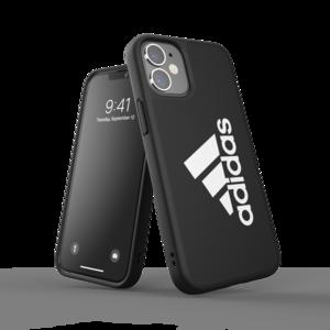 adidas Sports Iconic kunststof hoesje voor iPhone 12 mini - zwart
