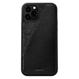 LAUT Inflight kunststof hoesje voor iPhone 12 en iPhone 12 Pro - zwart