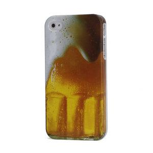 Bier glas iPhone 4 4s biertje hardcase
