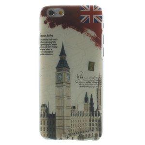 UK Engeland iPhone 6 / 6s hoesje Big Ben brits hardcase London