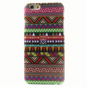 Aztec tribe Tribal iPhone 6&6s hoesje Indianen patroon