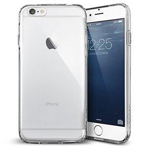 Transparant TPU hoesje iPhone 6 Plus 6s Plus doorzichtig case