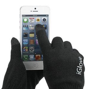 Touch Handschoenen iGlove iPhone Touchscreen Zwart