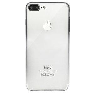 Transparant TPU hoesje iPhone 7 Plus 8 Plus Doorzichtig silicone case