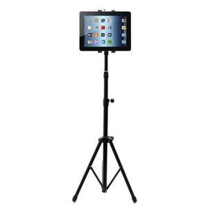 Universele tripod tablet houder statief standaard kantelbaar iPad muzikanten