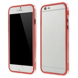 Rood bumper hoesje iPhone 6 6s case