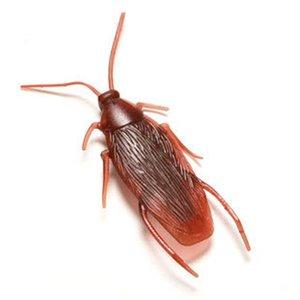 Fop kakkerlak speelgoed - bruin cockroach