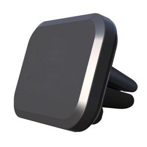 XL Universele magnetische telefoonhouder ventilatierooster auto - Zwart - Extra sterk