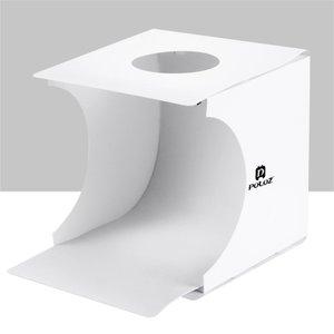 Puluz Vouwbare Fotostudio Lightroom Box LED - Draagbare tent 6 kleuren achtergrond