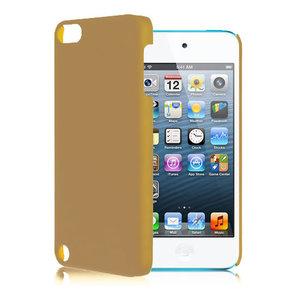 iPod Touch 5 6 7 hard hoesje hoes hardcase beschermhoes case - Goud