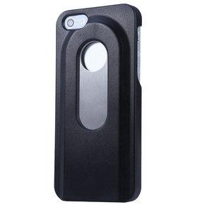 Bieropener hoesje iPhone 4, 4s case Bier opener - Zwart