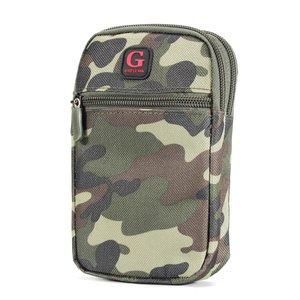 Universele hoes telefoontas schokbestendig voor mobiel - Army Camouflage Groen