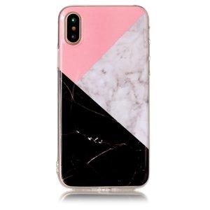 marmer hoesje iphone x
