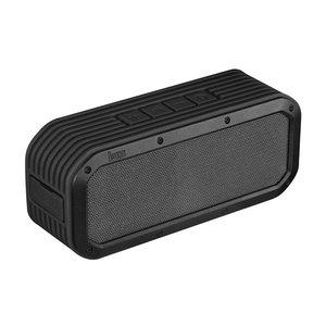 Divoom Voombox Outdoor Impact Schokbestendige Waterbestendige Bluetooth Speaker - Zwart