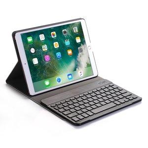 QWERTY Keyboard Case iPad Pro 10.5 inch & iPad Air 3 (2019) - Magnetisch toetsenbord hoes zwart