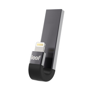 Leef iBridge 3 Lightning 132GB externe opslag - Zwart