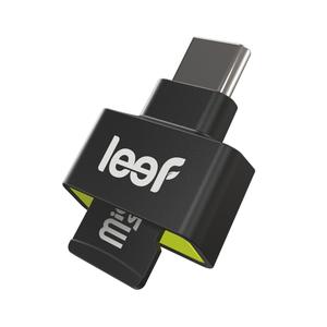 Leef iAccess3 IOS Android microSD Kaartlezer - Dongle Uitbreidbaar geheugen