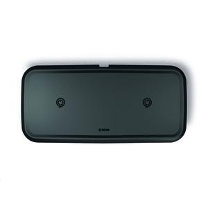 ZENS Dual Fast Draadloze Oplaadpad - 15W Zwart