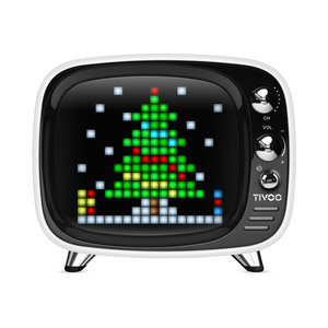 Divoom Tivoo Pixel Art Bluetooth speaker - Wit