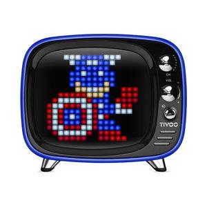 Divoom Tivoo Pixel Art Bluetooth speaker - Blauw