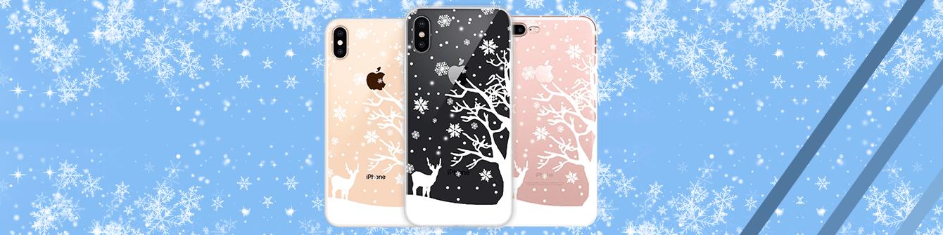 Sneeuwhoesje iPhone